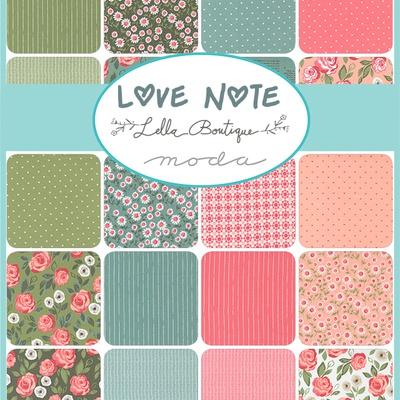 LOVE NOTE BY LELLA BOUTIQUE