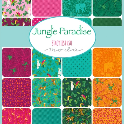 JUNGLE PARADISE BY STACEY IEST HSU