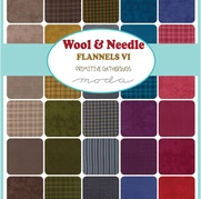 Wool & Needle VI By Primitive Gatherings