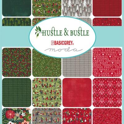 HUSTLE & BUSTLE BY BASIC GREY