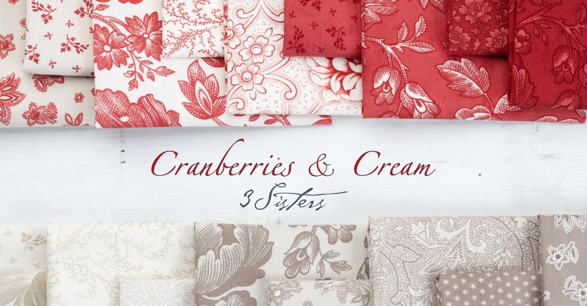 Cranberries cream