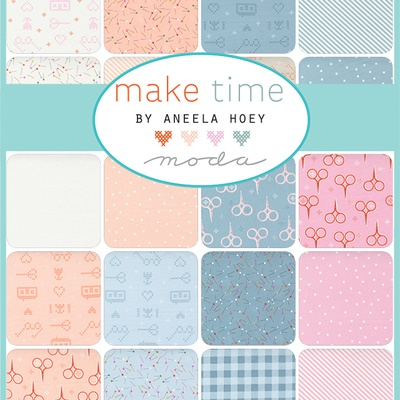 MAKE TIME BY ANEELA HOEY