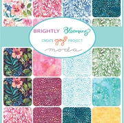 BRIGHTLY BLOOMING BY CEATE JOY PROJECT