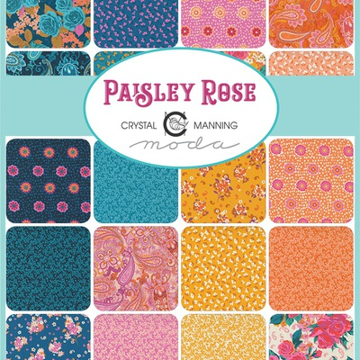 PAISLEY ROSE BY CRYSTAL MANNING