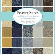 REGENCY SUSSEX BY CHRISTOPHER WILSON TATE