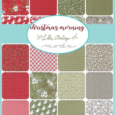 CHRISTMAS MORNING BY LELLA BOUTIQUE