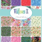 Wildflowers IX By Moda