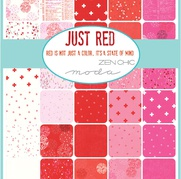 JUST RED BY ZEN CHIC