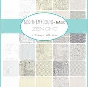 Modern Background Basics By Zen Chic