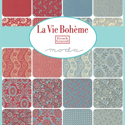 LA VIE BOHEME BY FRENCH GENERAL