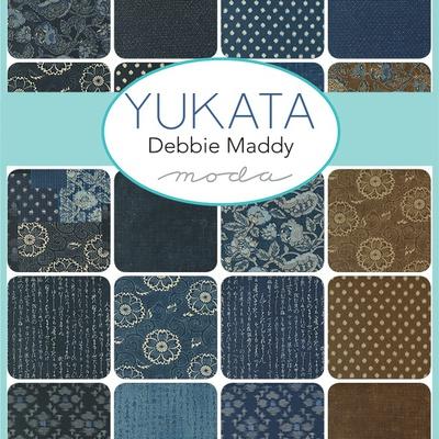 YUKATA BY DEBBIE MADDY