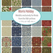 Morris Holiday Metallic By V & A Museum