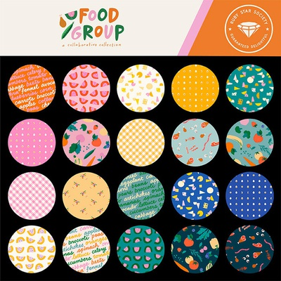 FOOD GROUP BY RUBY STAR SOCIETY
