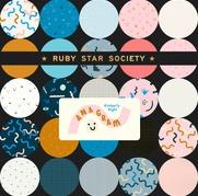 RUBY STAR SOCIETY - ANAGRAM & GRID