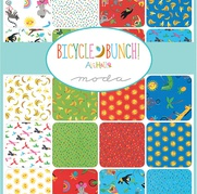 BICYCLE BUNCH BY ABI HALL