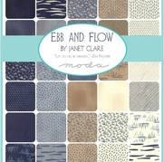 EBB & FLOW BY JANET CLARE