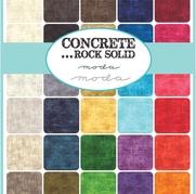 Concrete Rock Solid By Moda