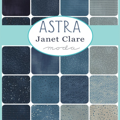 ASTRA BY JANET CLARE