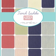 FRENCH SASHIKO BY FRENCH GENERAL