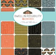 DWELL IN POSSIBILITY BY GINGIBER