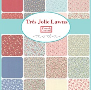 TRES JOLIE LAWNS BY FRENCH GENERAL