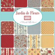 JARDIN DE FLEURS BY FRENCH GENERAL